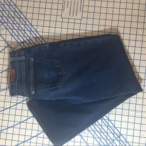 Size 28 Adriano Goldschmied the rider jeans EUC